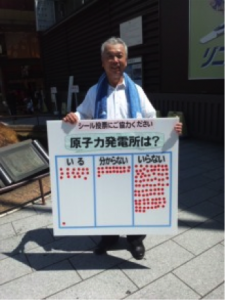 脱原発をめざす奈良県議会議員連盟