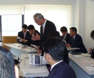 山本のぶあき – 11.9-10 総務警察委員長として 県外調査2