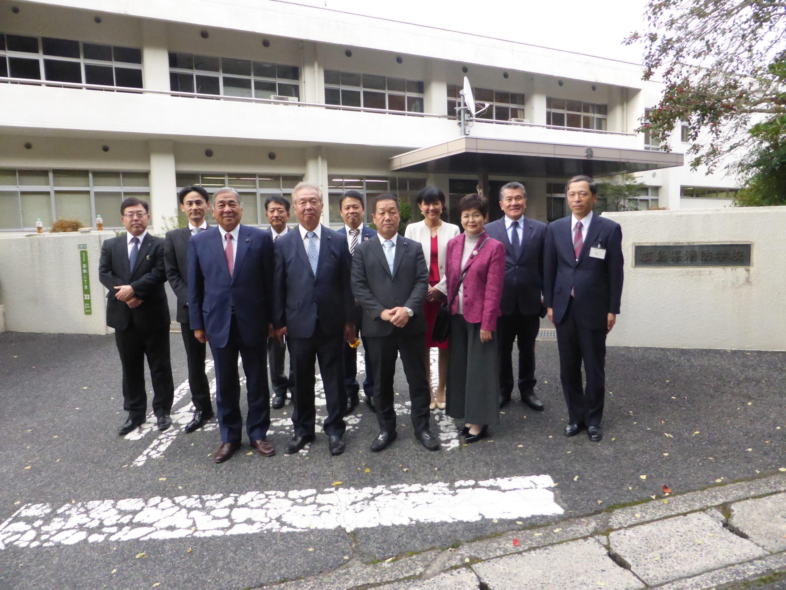 山本のぶあき – 2019.11 総務警察委員会 県外調査